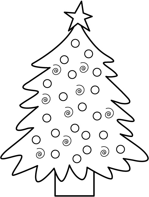 Coloring pages : Tree Coloring Pages / pictures / books / sheets